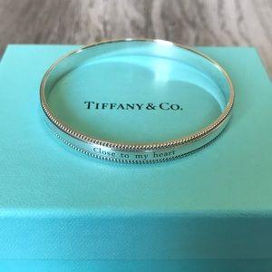 Tiffany & Co sterling silver cuff bracelet